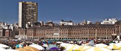 FOTOS SIN PORQUE: Fotos Fotografiando las vacaciones. Una postal de Mar del Plata,Argentina.