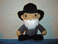 Immortalized in yarn...you were, and will always be, my inspiration.  Thank you...