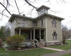 Historic home in downtown Bellevue, MI