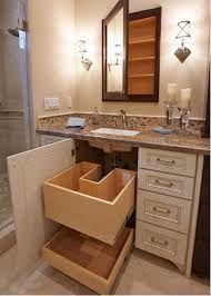 Cabinet for under sink