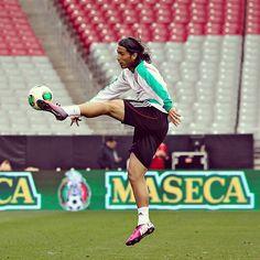 Aldo de Nigris en entrenamiento  #seleccionmexicana #mexico #futbol #soccer #sports