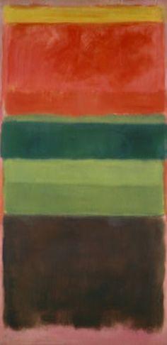 Mark Rothko, Untitled, 1948