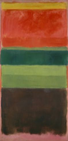Mark Rothko, Untitled, 1948