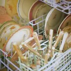 How to #Clean a #Dishwasher. Who knew?!