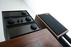 Naim Audio and Rogers Speakers