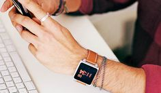 Leather watch band for your Ipod Nano!