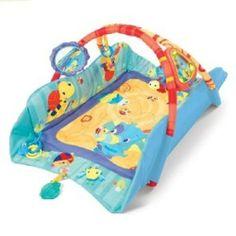 Baby's Play Mat Gym Activity Center Place Musical Lit Deluxe Development Mat