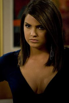Shelley Hennig played Stephanie Johnson  from 2001, 2007-11 on Days Of Our Lives