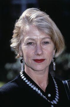 """Prime Suspect"" Press Launch - 005010 - The Helen Mirren Archives Gallery"