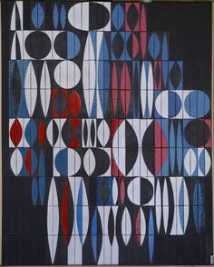 Exceptional Ceramic Panel by Roger Capron, circa 1960