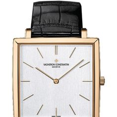If you're looking for a watch that will set you apart, this shape has all the right angles Luxury Watches, Rolex Watches, Watches For Men, Nick Picks, Fine Men, Square Watch, Vintage Watches, Fountain Pen, Clock
