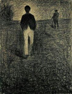 Georges Seurat (1859-1891).