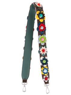 Fendi • bag strap •Alça de bolsa 'Strap you'.