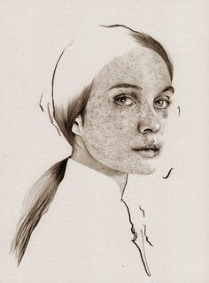 Beautiful illustrations from Mitja Bokun
