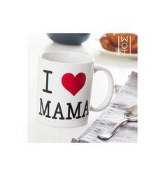 Tasse I Love Mama Wagon Trend - 2,59 €Si vous souhaitez épater votre mère avec un cadeau à la fois pratique et émouvant, la tasse I Love Mama Wagon Trend sera parfaite !www.wagontrend.comCapacité approx. : 300 mlFabriquée en...