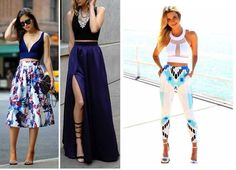 Outfits con crop top para cada ocasión, ¿te apuntas?