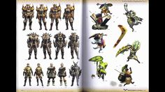 monster hunter 4 ultimate Aelucanth Armor - Google Search