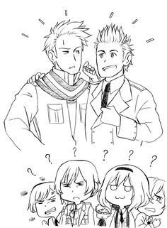 Netherlands and Denmark switching hairstyle with Luxembourg, Belgium, Norway, Sweden and Iceland --- Luxembourg's face XD