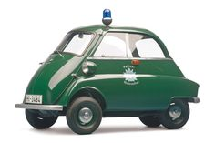 LOT 553 1961 BMW Isetta 300 Police Car