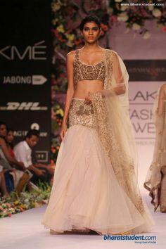 Shyamal & Bhumika Show at Lakme Fashion Week Summer/Resort 2014