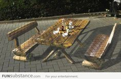 More 3D street painting