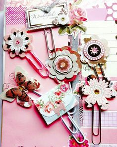 22 ideas for diy paper clips inspiration Paper Clips Diy, Paper Clip Art, Diy Paper, Paper Crafts, Paperclip Crafts, Book Markers, Candy Cards, Scrapbook Embellishments, Craft Fairs