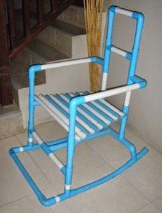 PVC PASSO A PASSO: 30 amostras de cadeiras de PVC                              …