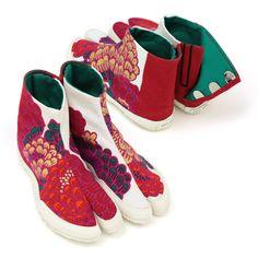 Kenran Split toe Tabi Shoes : SOU • SOU US Online Store