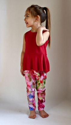 HOSH Pants PDF Digital Sewing Pattern Slim Fit by LouBeeClothing