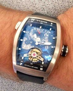 Have you seen the Blue Custos Tourbillon? This is a case of technology getting busy with art AND fashion. #Custos #tourbillon ##bling #yolo #love #limitededition #gifts #christmas #present #picoftheday #instalove #instapic #swag #style #rarewatch #fashion #freshswag #horology #watchnerd #watch #watchporn #watchporn #wristporn #watchcollector #timepieces #luxurywatch #watchaddict #watchgeek