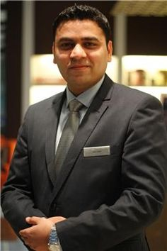 Courtyard by Marriott, Gurgaon Appoints Anuj Soin as the New F&B Manager #CourtyardbyMarriottGurgaon