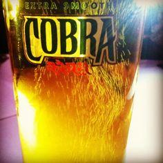 Cobra Beer <3