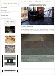 Web Design India, Slate Stone, Slate Roof, Stepping Stones, Natural Stones, This Is Us, Flooring, House, Stair Risers