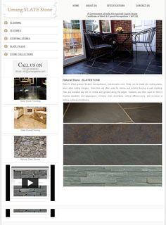 Slatestone Exporter http://slate.umangstone.com/