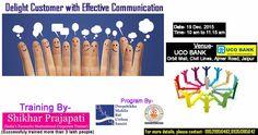 Personality Development : Training on Customer Care & Effective Communicatio...