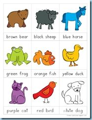 Teddy Bear Preschool Theme | Brown bear brown bear learning pack-updated with new clipart (free ...