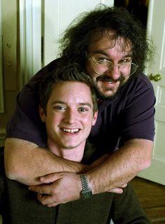 Peter & Elijah-LOTR