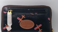 Carteira feminina Fossil Coin Purse, Purses, Wallet, New Trends, Handbags, Purse, Bags, Diy Wallet, Coin Purses