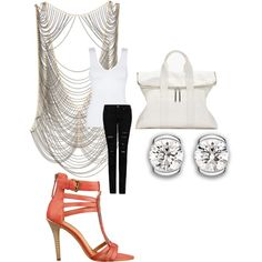 Concert Attire by donna-grannum-baylor on Polyvore