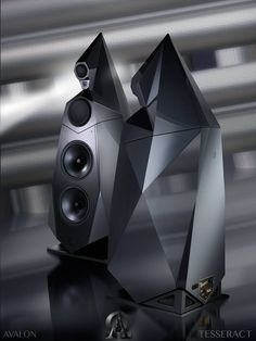 Avalon Tesseract loudspeakers