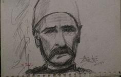 Sketching Isa Boletin