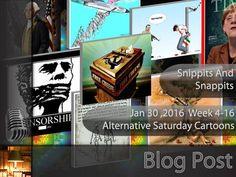 Alternative Saturday Cartoons - Week 04-16