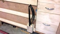 Build Modular Workbench Storage with French Cleats | Make: Diy Garage Work Bench, French Cleat, Workbench Plans, Tool Organization, Cleats, Storage, How To Make, Wall, Football Boots