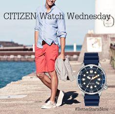 Citizen Watches, Men's Watches, Watches For Men, Citizen Eco, Campaign, Content, Guys, Medium, Summer