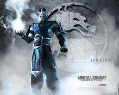 Mortal Kombat | 18 Fotos Sub ZERO Mortal Kombat 9 | FOTOS 3D