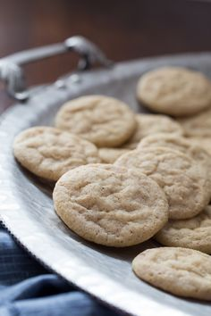 chai spice snickerdoodles - Jelly Toast