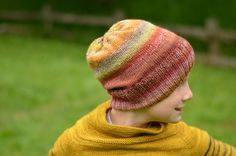 Ravelry: LauraPNW's Sockhead Hat // in Dyed In The Wool from Spincycle Yarns