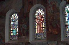 Gábriel arkangyal és Szent Antal
