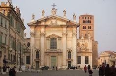 Il Duomo di Mantova, in Piazza Sordello...one of my favorite places.