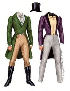 1830s Fashion Men and Women   Lonicera's World, Images & Stories: Tales from Argentina - The O ...